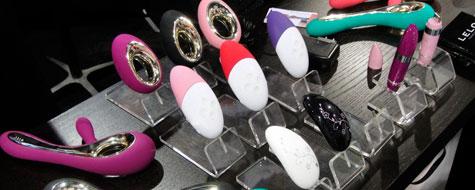 Продукция Лело на выставке CES 2011